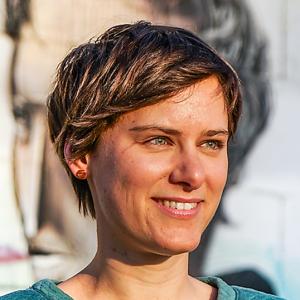 SUPERTRAMPS Projektleitung Teresa Bodner (c) Alexander Fortunat